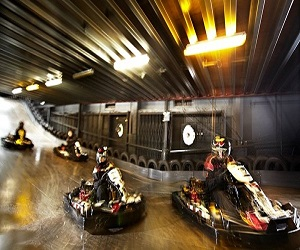 TeamSport Go Karting Bristol