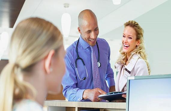 Hospitals-Clinics