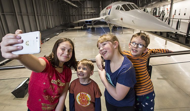 Step aboard the last Concorde to fly