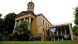 Historic Bristol-concert-hall-St-Georges