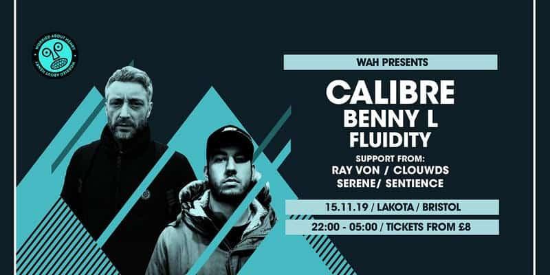 WAH x Wide Eyes: Calibre