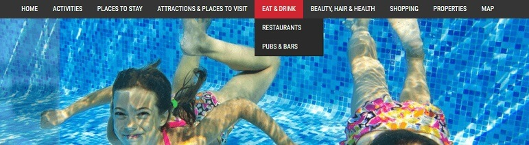 Drop Down menus Advertise with us What's on in Bristol